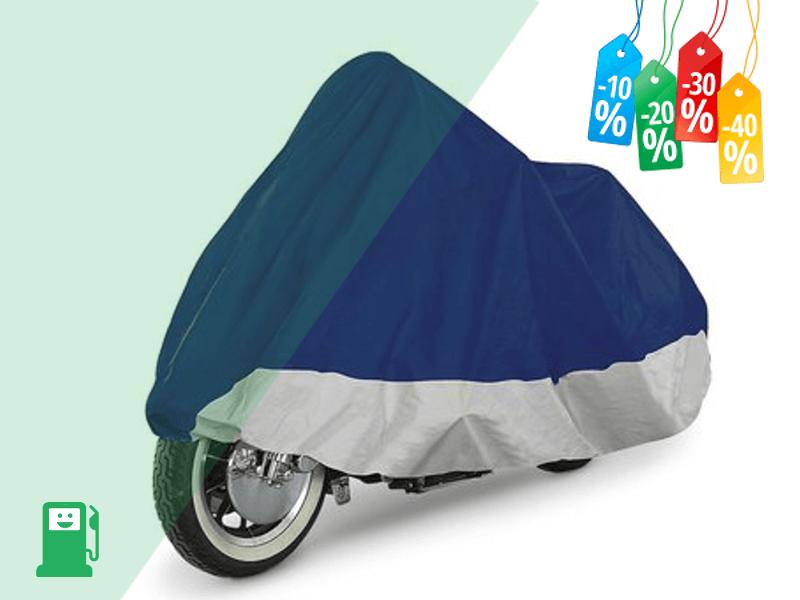 Funda Carpa Cubre Moto